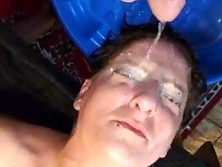 Sexxycandyxxx Throat piss goddess