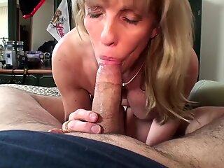 very petite Mature ash-blonde Has Crushing Hard Sex With A BHM Pornhub Fan