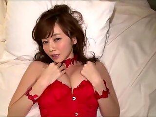 Anri Sugihara in Sexy Lingerie