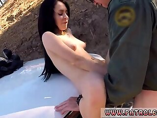 Big ass milf hardcore anal first time Russian Amateur Takes it Like a