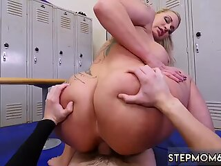 Hairy chinese milf and amateur neighbor Dominant MILF Gets A Creampie After Anal Sex - Ryan Conner