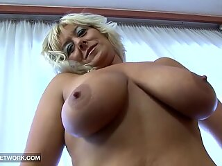 phat mature really hot craving black trouser snake in her snatch