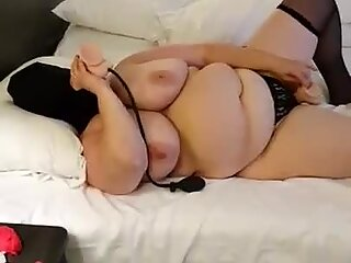 Bbw wife dreaming about threesome
