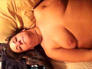 Chubby MILF POV sex and pleasure